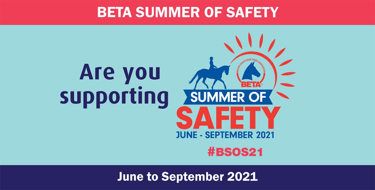 British Equestrian Trade Association - BETA for Service, BETA for Safety